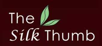 Silk Thumb flowers & artificial flower arrangements
